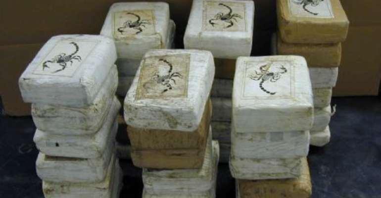 More cocaine arrives